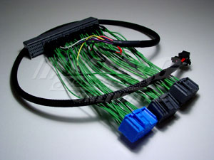 Boomslang - Adapter wiring harnesses for Honda and Acura