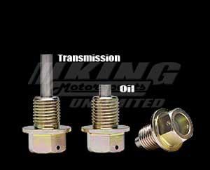Skunk2 Magnetic Drain Plug Set Oil Amp Transmission 2